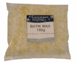 Pelleted Batik Wax 150g